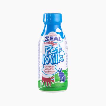 真致ZEAL 天然鲜牛乳犬猫专用零食 1L 宠物牛奶 新西兰进口 小图 (0)