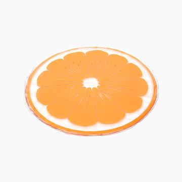 怡亲 橙子造型宠物冰垫 直径60cm 凉而不冰 小图 (0)