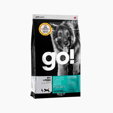 Go! 健康无限系列无谷七种肉全犬粮 6磅 加拿大进口 小图 (0)