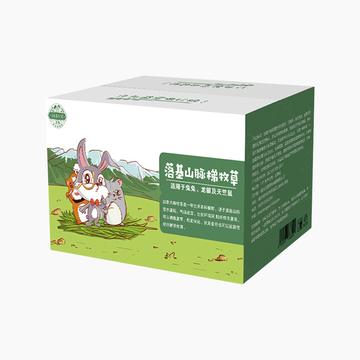 洁西JESSIE 洛基山脉梯牧草兔粮 500g 调理肠胃 助消化 小图 (0)