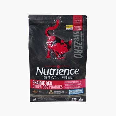 纽翠斯Prairie Red黑钻赤红草原红肉配方混合冻干全猫粮 11磅