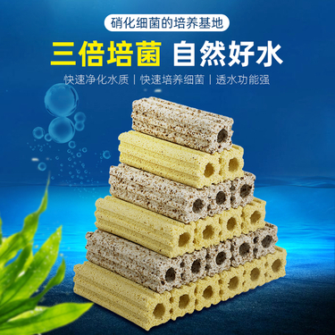 聚宝源 细菌屋 黄色小号 净化水质