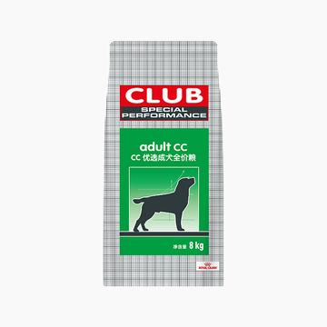 法国皇家Royal Canin CC优选全犬种成犬粮 8kg 小图 (0)