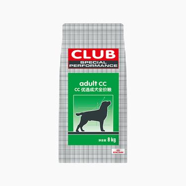 法國皇家Royal Canin CC優選全犬種成犬糧 8kg