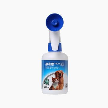 福来恩 犬猫灭蜱虫跳蚤喷剂250ml 猫狗体外驱虫 小图 (0)