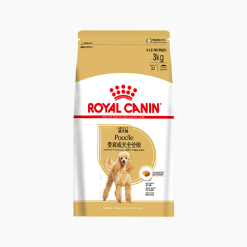 法国皇家ROYAL CANIN 泰迪贵宾成犬粮专用狗粮 3kg 小图 (0)
