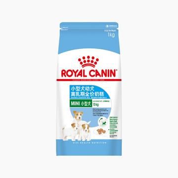 法国皇家Royal Canin 小型犬幼犬离乳期奶糕粮 1kg 小图 (0)