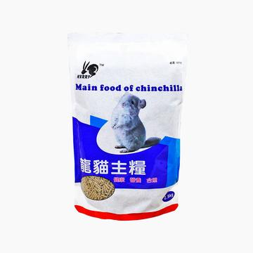 凯莉 全营养优质龙猫粮2.5kg KY10 小图 (0)