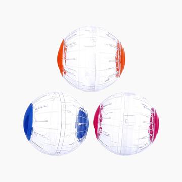 NEW AGE仓鼠支架跑轮静音水晶跑球跑轮转轮 小图 (0)