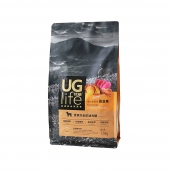 优基UG 鳕鱼糙米能量果配方贵宾犬全价幼犬粮 1.5kg