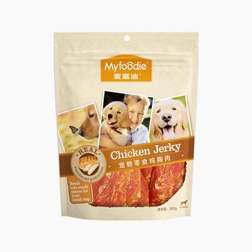 麦富迪 鸡胸肉训练奖励狗零食 360g 小图 (0)