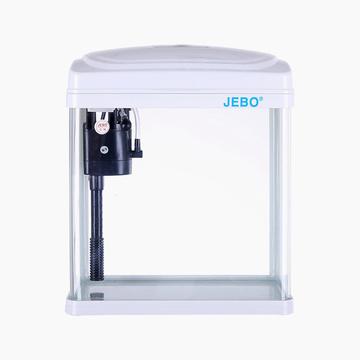 鱼缸水族箱 佳宝生态金鱼缸高清玻璃热带鱼创意观赏造景鱼缸 小图 (0)