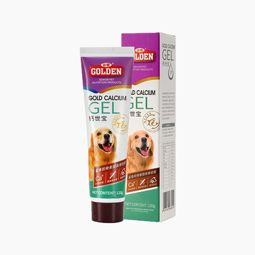 谷登 钙世宝120g 促进钙质吸收 大红鹰dhy娱乐补钙幼犬液体钙 小图 (0)