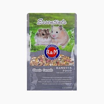哈姆大红鹰国际娱乐 谷物营养粮宠物仓鼠粮金丝熊主粮饲料454g 小图 (0)