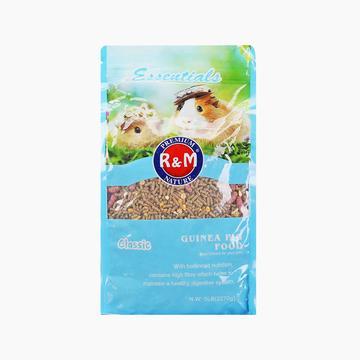 哈姆大红鹰国际娱乐经典营养豚鼠天竺鼠荷兰猪粮 饲料主食经典豚鼠粮2270g 小图 (0)