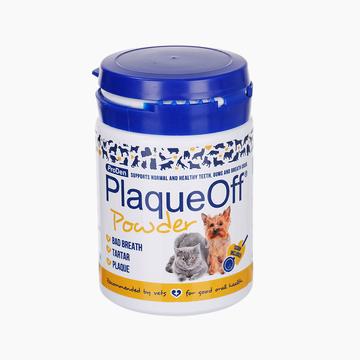 博乐丹Proden 猫狗通用去口臭清洁牙齿牙洁粉 40g 瑞典进口 小图 (0)