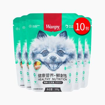 怡亲Yoken 三文鱼炖鸡犬用鲜封鲜封包 110g*12包