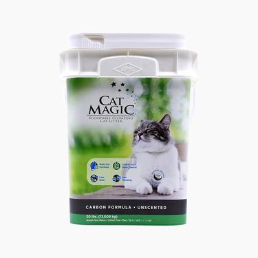 喵潔客 膨潤土清潔貓砂30磅 活性炭 用量經濟 易于清理