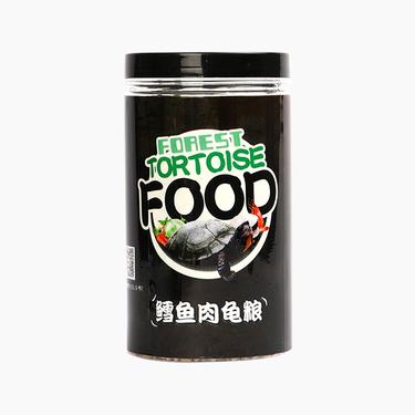润麟 鳕鱼肉龟粮180G 营养丰富 适口性好